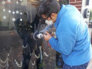 eliminar graffitis madrid