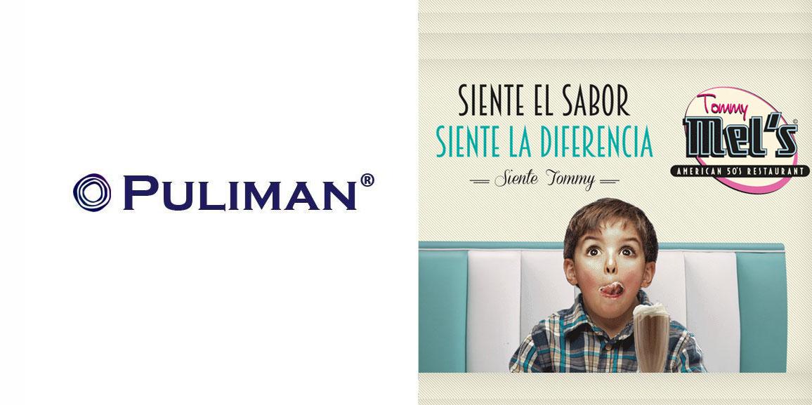 El restaurante Tommy Mel´s de Felipe II en Madrid confía en Pulimán para la limpieza de los cristales.