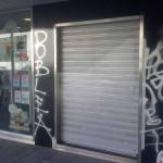 limpiar graffitis madrid