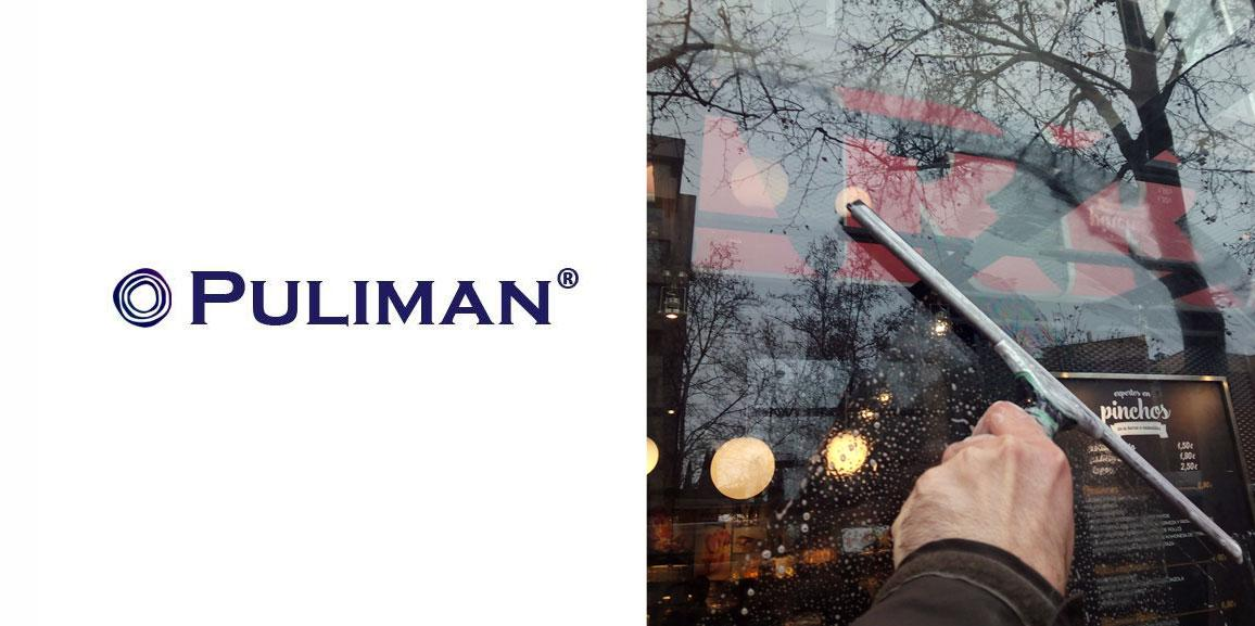 Lizarran y Pulimán. Tradición y limpieza de cristales